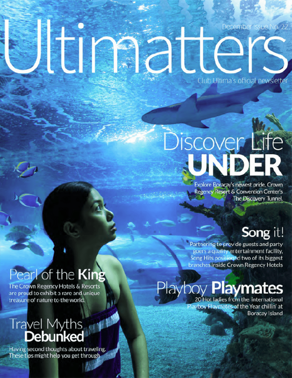 Ultimatters Issue No. 22