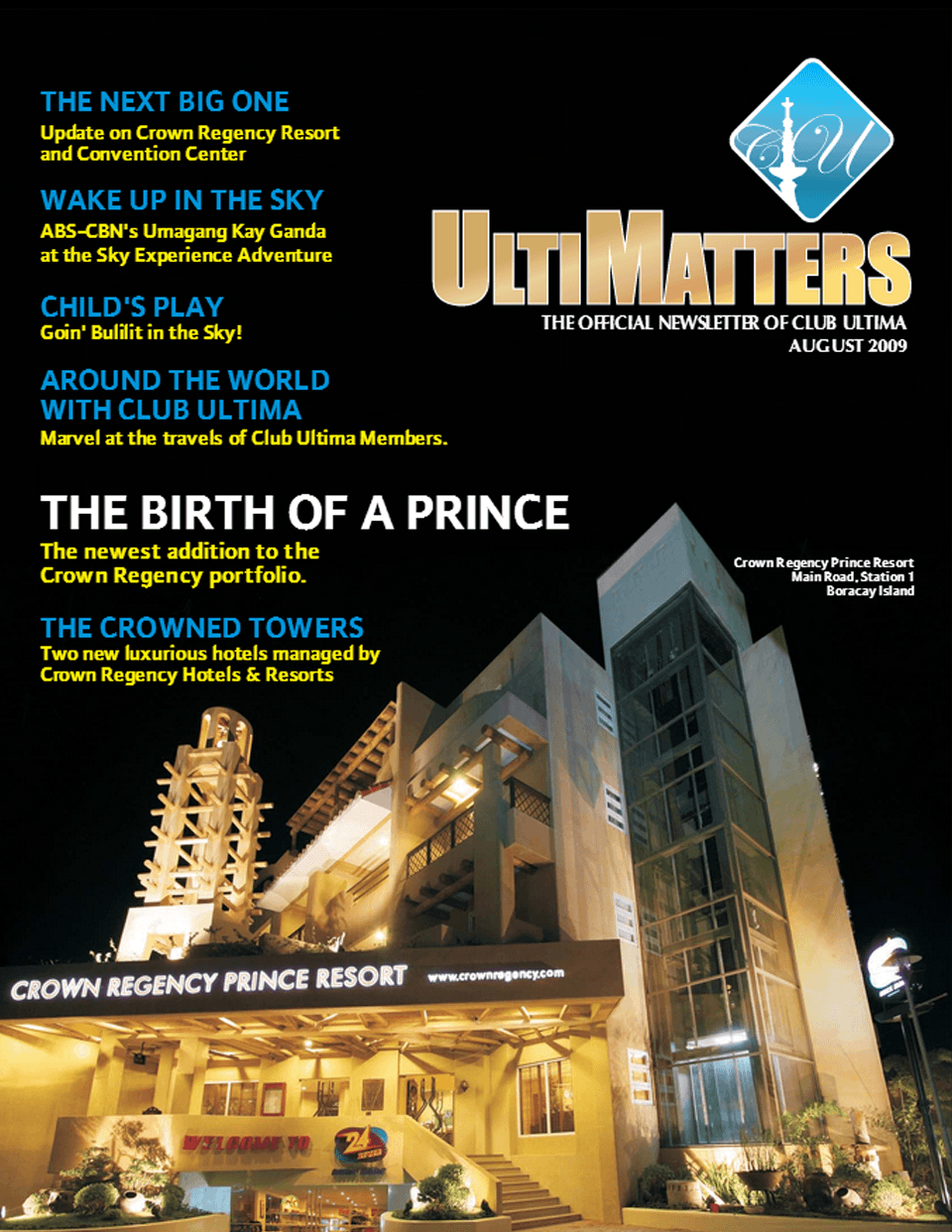 Ultimatters Issue No. 10