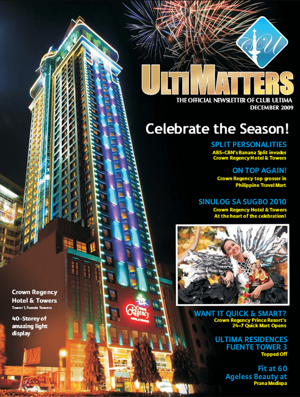 Ultimatters Issue No. 11