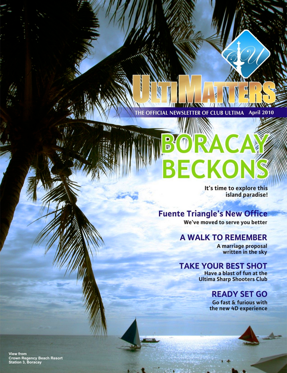 Ultimatters Issue No. 12