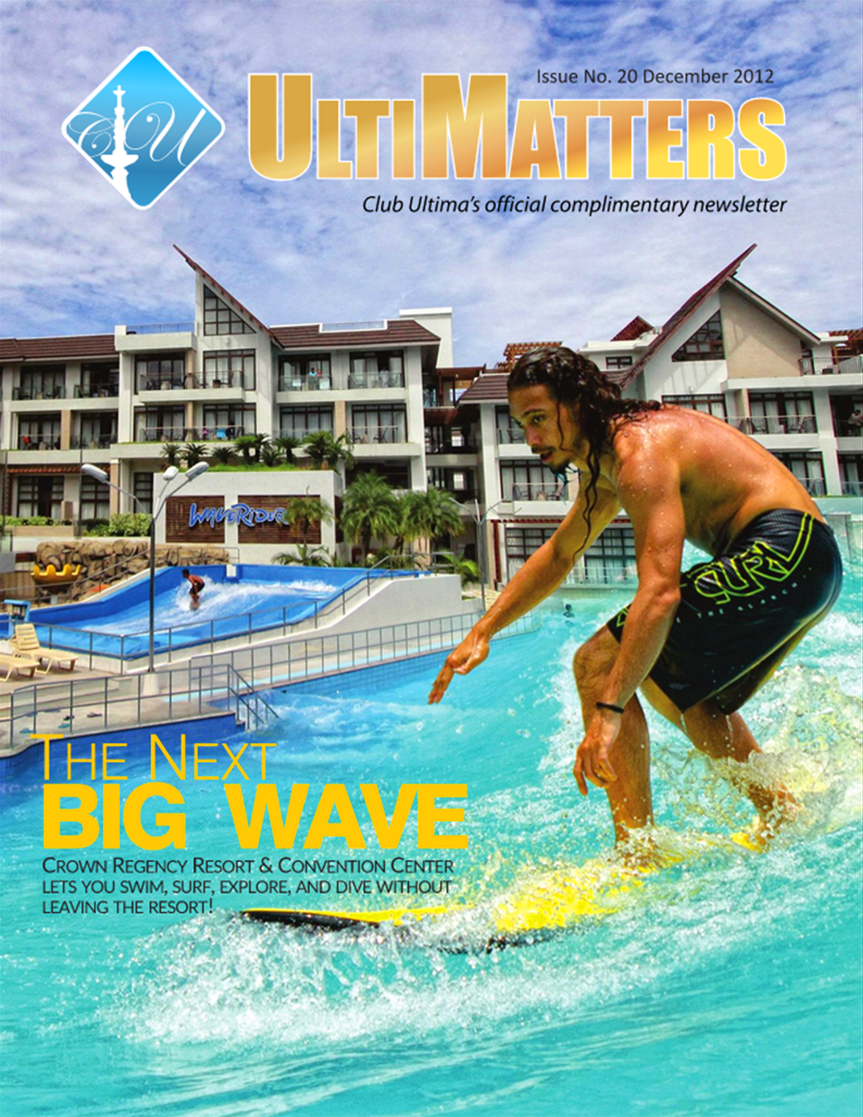Ultimatters Issue No. 20