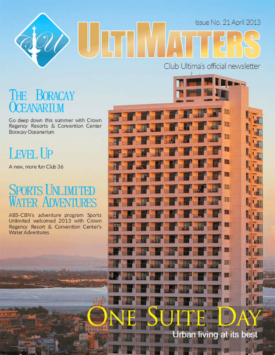Ultimatters Issue No. 21